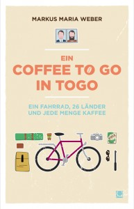 Ein Coffee to go in Togo–Buchcover